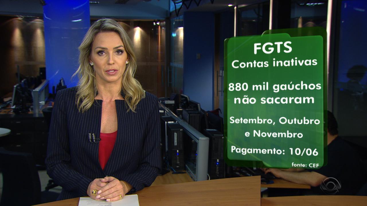 Caixa antecipa liberação do 4º lote dos saques do FGTS