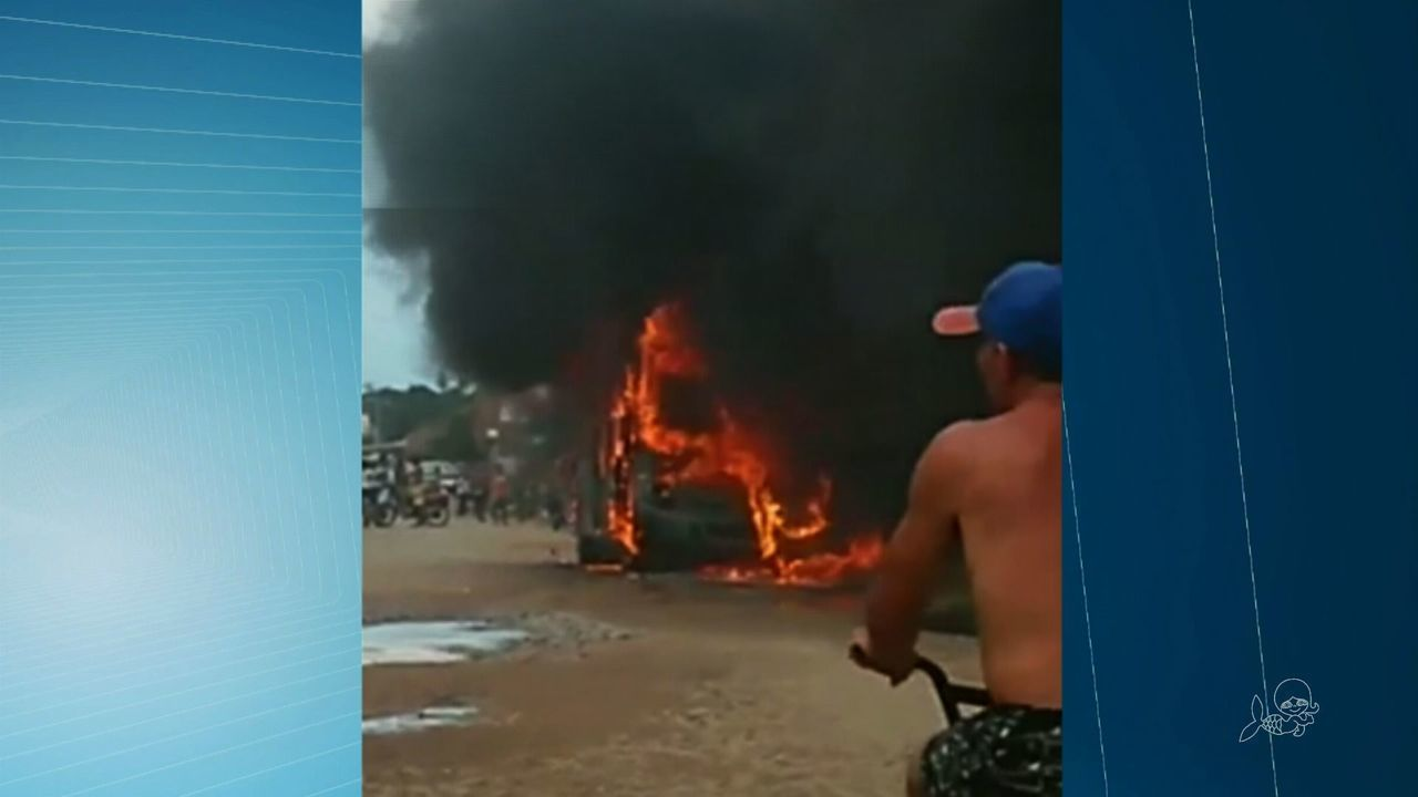 Resultado de imagem para Polícia prende suspeito de incendiar ônibus e provocar a morte de trocador deficiente no Ceará