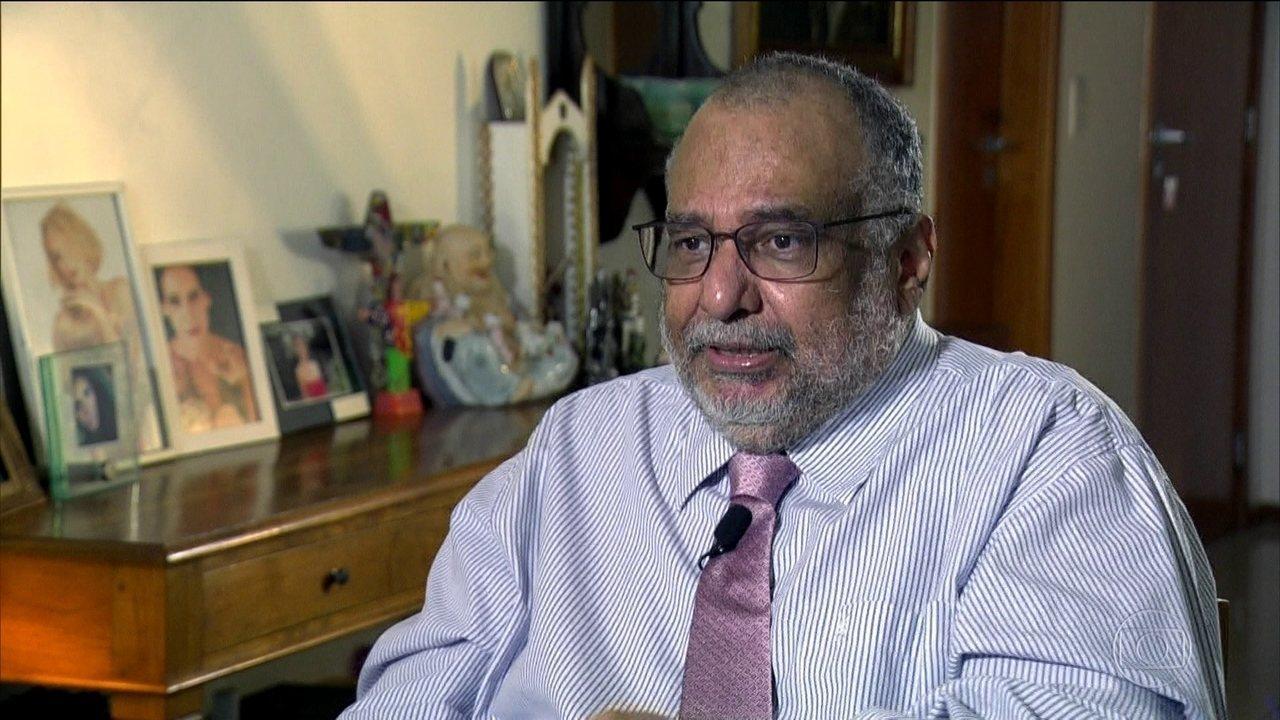 Jornalista Jorge Bastos Moreno morre aos 63 anos no Rio