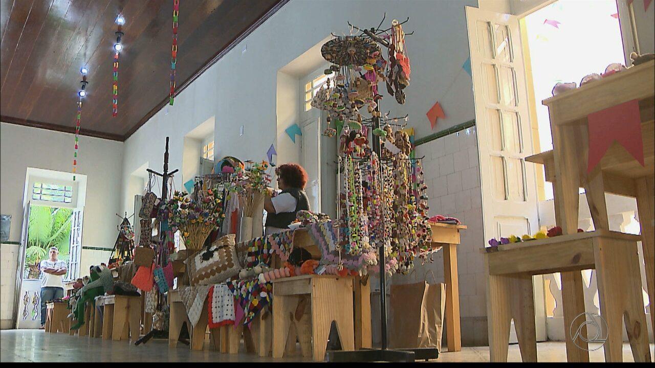 Artesanato Recife Antigo Presidio ~ JPB2JP Feira de artesanatoé realizada no Centro