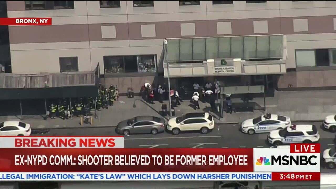 Homem abre fogo dentro de hospital em Nova York, nos EUA