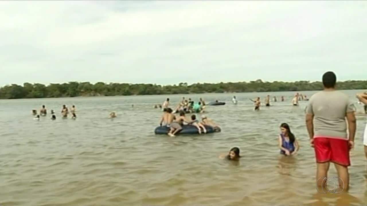Confira as opções de praias e programação de shows no sul do Tocantins