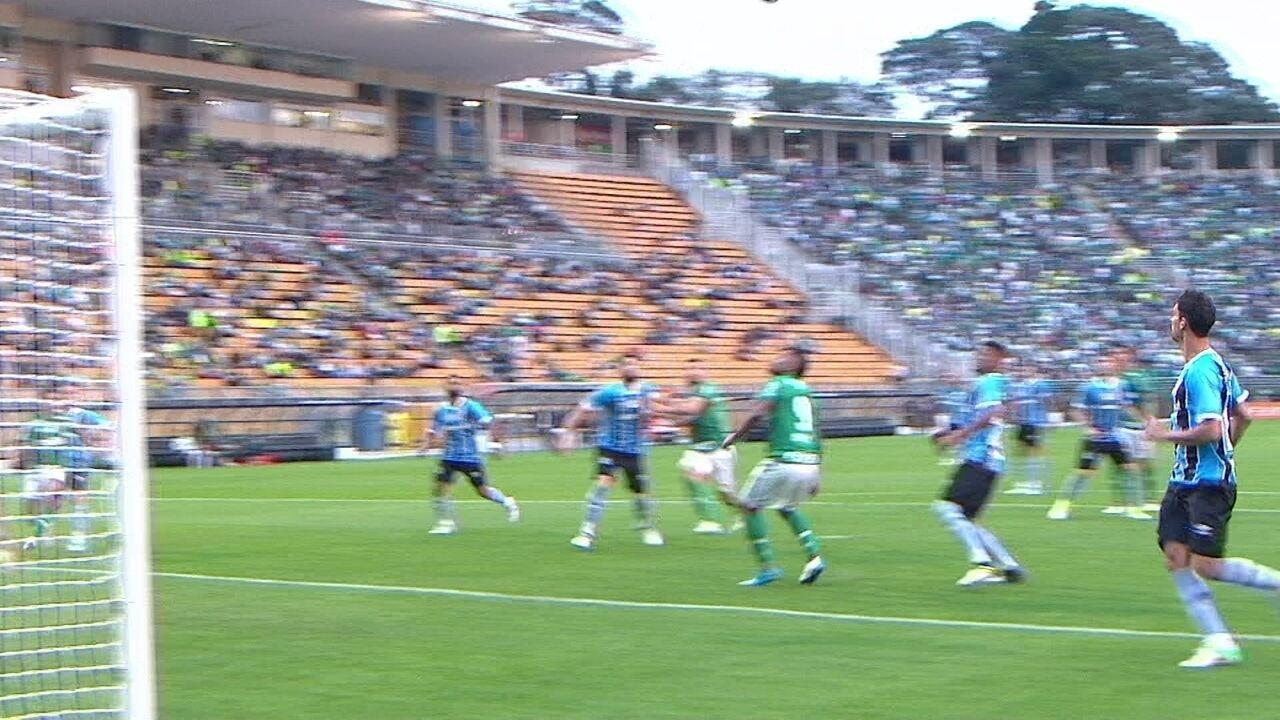 Veja onde assistir: Palmeiras x Grêmio ao vivo