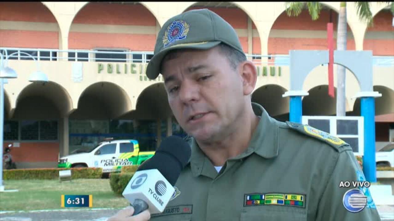 Candidatos são presos com celular durante concurso da Polícia Militar
