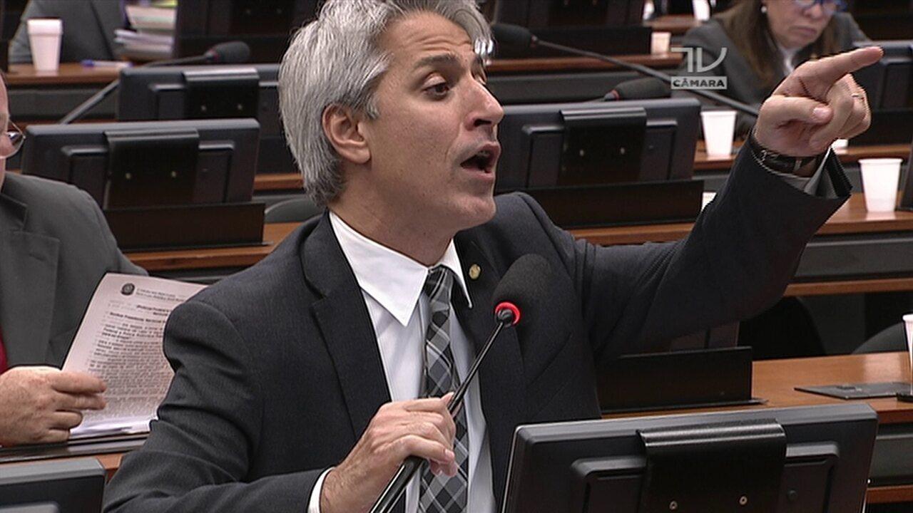 Relator da Câmara vota pela admissibilidade da acusação contra o presidente Temer