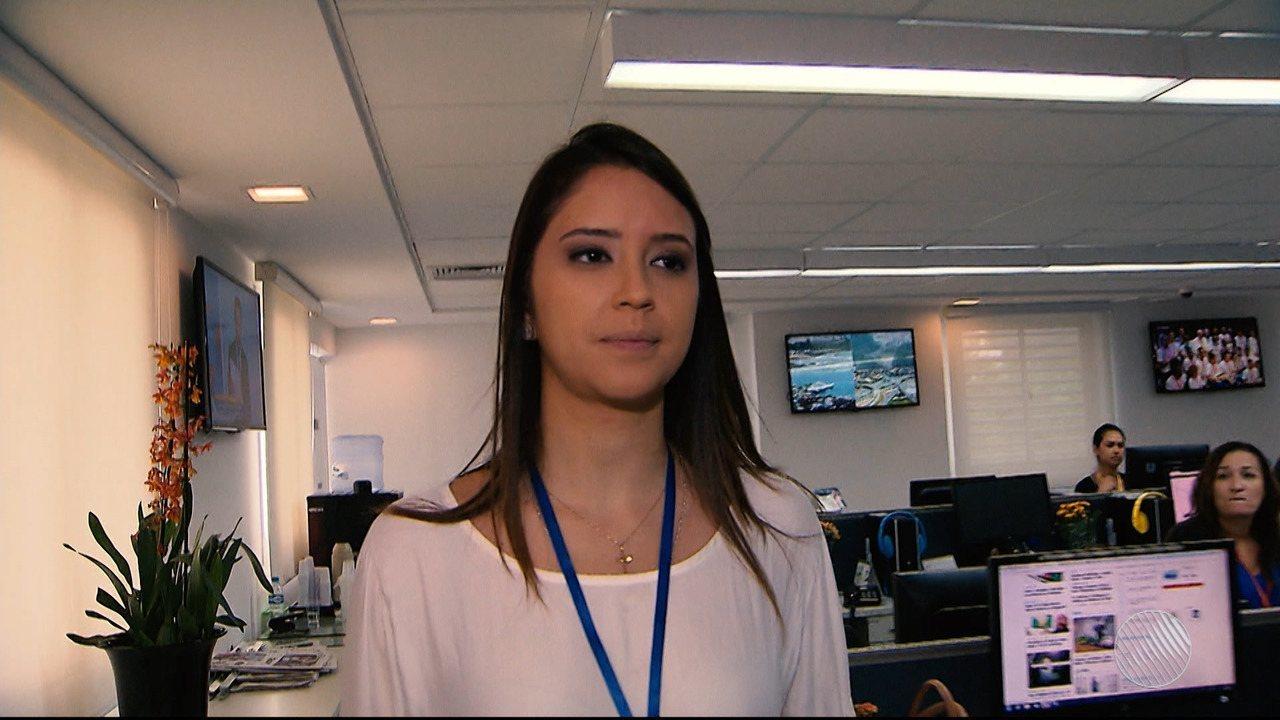 Conheça Mariana Aragão A Nova Apresentadora Do Globo Esporte Bahia