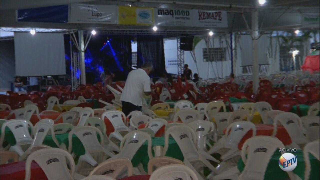 Armario Cama Abatible Ikea ~ Feira da Bondade tem música, boa comida e artesanato em Araraquara, SP G1 S u00e3o Carlos e