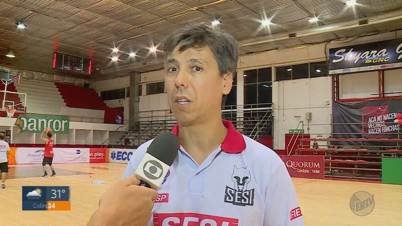 Franca Basquete enfrenta o Instituto de Córdoba na final da Liga Sul  Americana - G1 Ribeirão Preto  Franca - Catálogo de Vídeos 40b16aae57b9e