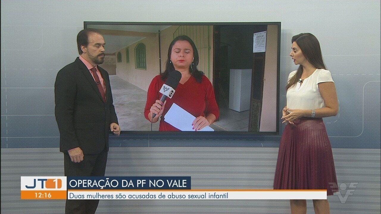 Operação da PF prende mulheres que vendiam imagens do estupro e tortura dos filhos - G1 Santos / Região - Catálogo de Vídeos->