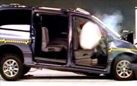 Airbag será obrigatório em todos os carros
