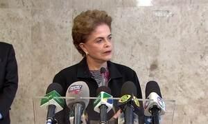 Dilma Rousseff diz que não vai renunciar ao cargo