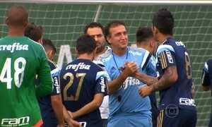 Cuca é apresentado como novo técnico do Palmeiras
