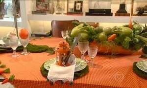 Hoje em Casa dá dicas de decoração para o domingo de Páscoa