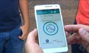 Moradores de Campinas usam aplicativo para se proteger do Aedes aegypti