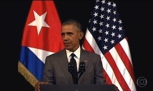 Barack Obama oferece apoio à Bélgica após ataques na terça-feira (22)
