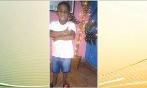 Menino de quatro anos morre ao ser atingido por bala perdida no RJ