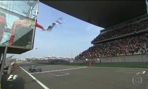 Nico Rosberg vence o GP da China de F-1