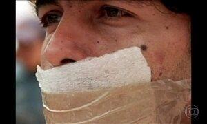 Organização Repórteres Sem Fronteira divulga relatório anual sobre liberdade de imprensa