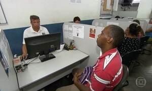 Taxa de desemprego chega a 10,4 milhões