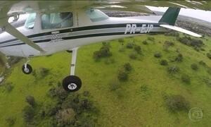 Mato Grosso lidera ranking de acidentes com aviões agrícolas