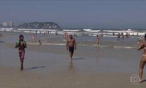 Quatro pessoas morrem afogadas no litoral de São Paulo neste feriado