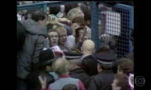Polícia britânica é considerada culpada pela morte de torcedores