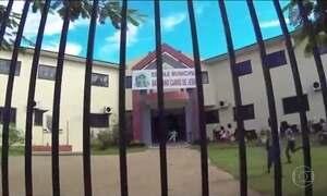 Vandalismo atinge escolas públicas em diferentes regiões do país