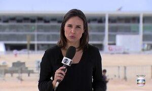Temer se reúne com grupo de empresários em Brasília