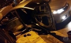 Patrulha da PM é atacada a tiros na Zona Oeste do Rio