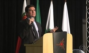 Sérgio Moro fala sobre momento político no Brasil
