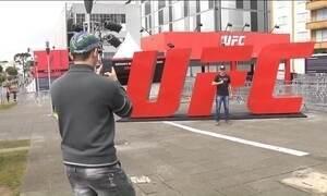 Evento do UFC neste sábado (14) promete ser histórico