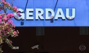 PF indicia diretor da Gerdau e outras 18 pessoas