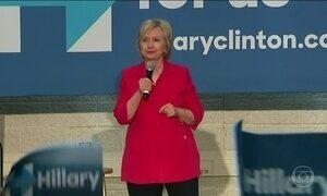 Hillary Clinton e Donald Trump devem disputar a presidência dos EUA