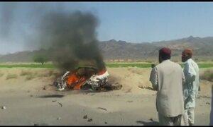 Afeganistão confirma morte de líder Talibã