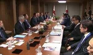 G7 se reúne em Tóquio para discutir a economia global