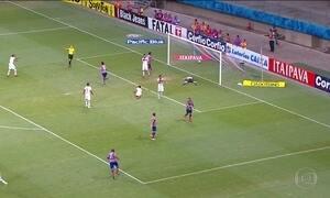 Bahia derrota o Joinville e continua invicto na Série B