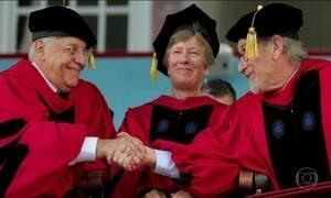 FHC recebe título Honoris Causa na Universidade de Harvard, nos EUA