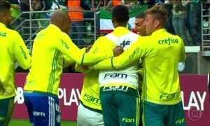Brasileirão tem rodada de clássicos e muitos gols