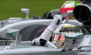Vitória no Canadá faz Hamilton encostar no líder Nico Rosberg na F1