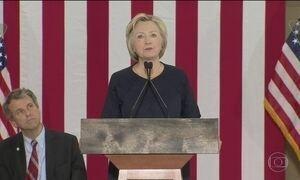 Combate ao terror e controle de armas movimentam campanha à Casa Branca