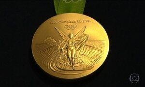 Medalhas dos Jogos Olímpicos e Paralímpicos são apresentadas