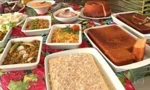 Festas juninas no Nordeste movimentam vendas de produtos típicos
