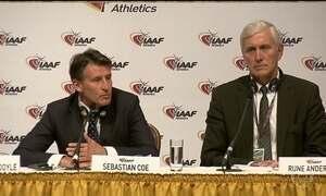 Atletismo da Rússia é proibido de participar dos jogos no Rio