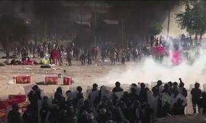 Protesto contra reforma educacional na México deixa mortos e feridos