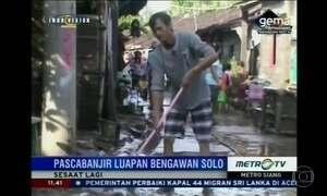 Chuva já matou mais de 40 pessoas na Indonésia