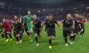 Albânia faz 1 a 0 na Romênia e vence pela primeira vez na história da Eurocopa