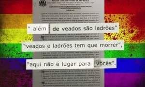 Casal gay é vítima de agressões na saída de um show em São Paulo