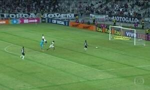 Corinthians perde para Atlético-MG na estreia de Cristóvão como técnico