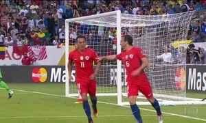 Chile e Argentina são finalistas da Copa América Centenário