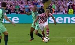 Três seleções garantem vaga para as quartas de final da Eurocopa
